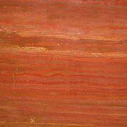Travertino Rosso Vein Cut